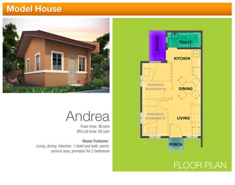 camella homes model houses nagaproperties