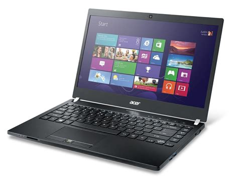 Laptop Acer Travelmate acer travelmate p645 notebook review notebookcheck net