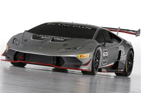Lamborghini Race Car Lamborghini Hurac 225 N Lp 620 2 Trofeo Rwd Racer Revealed
