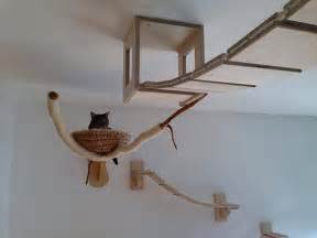 Cat Wall Furniture by Incredibly Elaborate Wall Furniture Designed To Be A