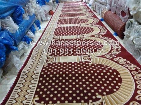 Karpet Sajadah Di Surabaya jual karpet sajadah masjid murah agen karpet masjid