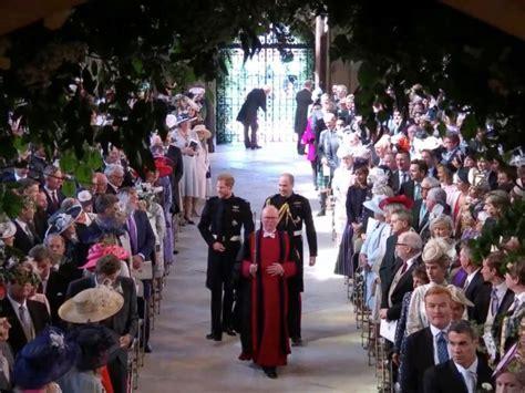Meghan Markle becomes British royalty at wedding to Prince