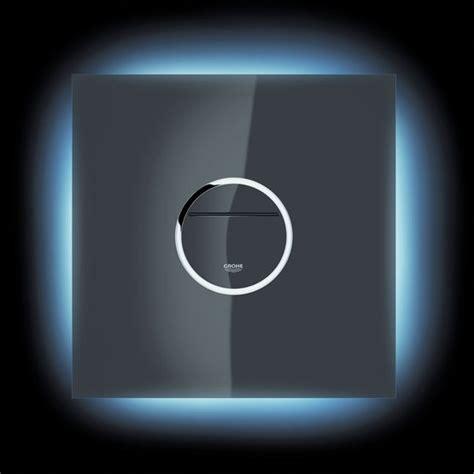 Plaque De Commande Wc Suspendu 7715 by Plaque De Commande Wc Ondus Digitecture Light Grohe