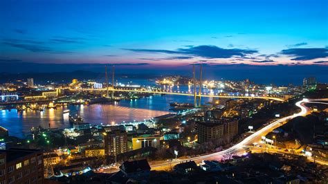 city of in the city of vladivostok wallpapers and images