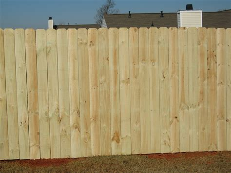 wood fencing unlimited fencing