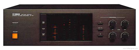 yamaha   manual natural sound stereo power
