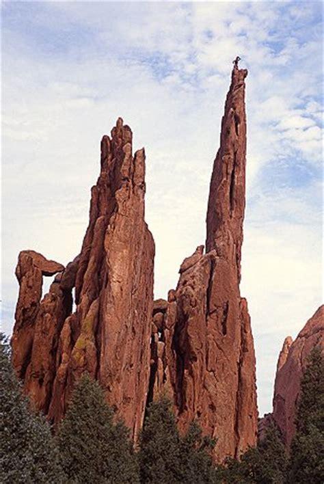 Rock Climbing In Colorado Rock Climbing Garden Of The Gods