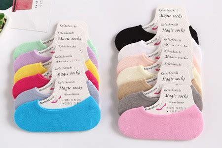 Socks Kaos Kaki Tak Terlihat Kaos Kaki Bawah Mata Kaki jual kaos kaki bawah mata kaki invisible hiden socks harga grosir