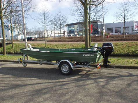 platbodem werkboot aluminium visboten en aluminium werkboten jonboten te koop