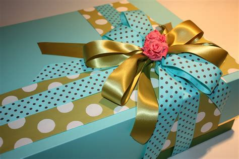 gift wrapping a box a gift wrapped gifting tips advice and inspiration