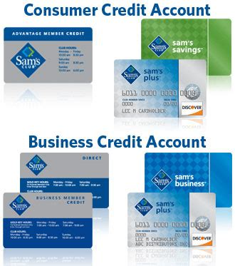 Sam S Club Business Credit Card Login
