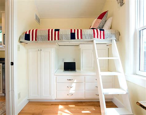 Narrow Width Bunk Beds Narrow Loft Bed With Seating Underneath This For All