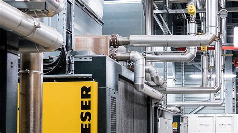 efficient heat recovery solutions for air compressors