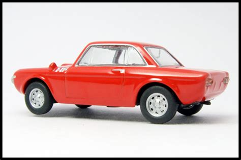 1 64 Kyosho Fiat Lanica Minicar Collection Fiat Coupe Yellow Die Cast ミニカーコレクション モノぶろぐー ランチアの定番 lancia fulvia coupe hf 1 6 ランチ