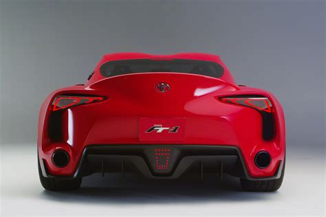 How Much Is The Toyota Ft1 Toyota Ft 1 Sports Car Concept Revealed Modified