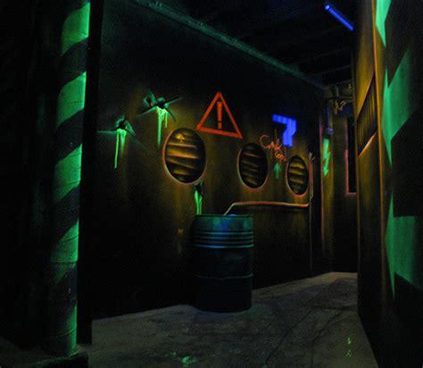 House Indoor laser stadium