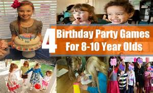 Birthday party games for 8 10 year olds birthday game ideas for 10