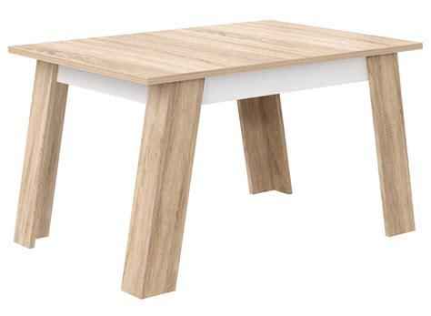 mesas de comedor conforama mesa extensible de comedor akron conforama