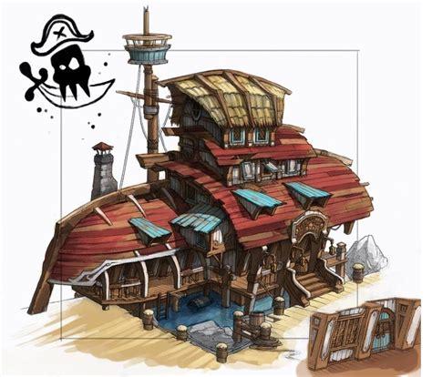 pirate house pin by kain vargas on pirata barba rala pinterest