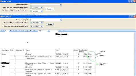 format date reportviewer how to get time difference between two dates in report