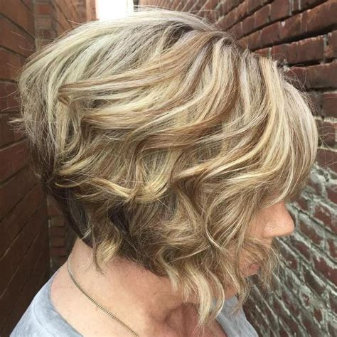 wanting a wavy bob aged 50s 44 best hairstyles for middle aged women images on