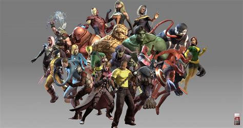 official marvel ultimate alliance 2 character list gameninjax marvel ultimate alliance 2 review