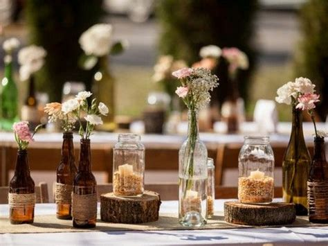 rustic wedding table ideas rustic wedding decor wedding diaries knotsvilla