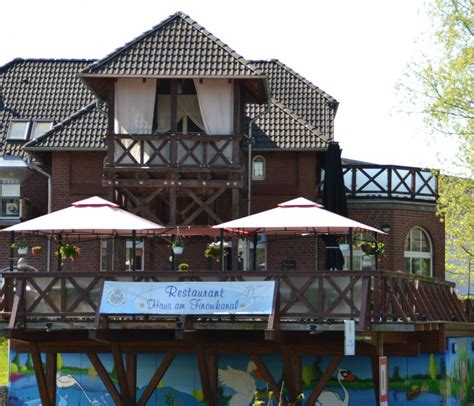 Restaurant Haus Am Finowkanal In Eberswalde
