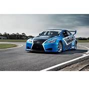 Lexus Of Brisbane Introduces IS F Race Cars