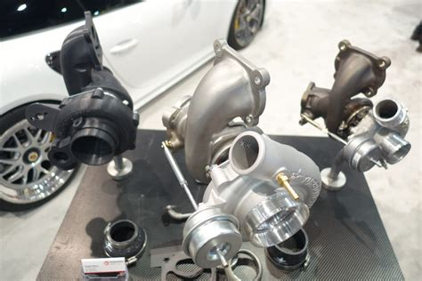 sema 2016 turbonetics drop in ecoboost turbo upgrades