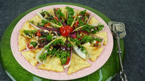 endive boats with marinated vegetables food for your body mind and spirit have a happier and