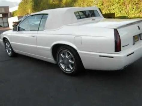 2000 cadillac eldorado convertible for sale 2000 cadillac eldorado convertible coach builder limited