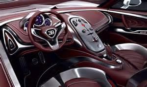 Interior Of A Bugatti Bugatti Gangloff Concept Photo Gallery Autoblog