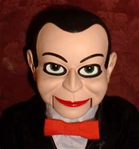 haunted doll billy ventriloquist doll follow you dummy slappy prop