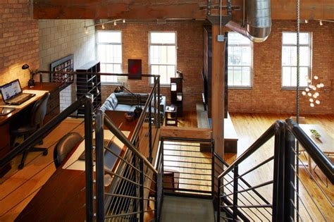 Office Supplies Downtown Minneapolis Downtown Industrial Loft Industrial Home Office