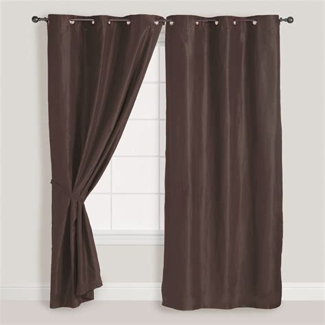 faux suede curtains click on image to enlarge