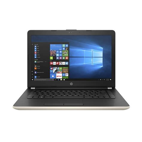 Hp 14 Bw004au Gold 1xe13pa jual hp 14 bw004au laptop gold amd e2 9000e 4gb 500gb