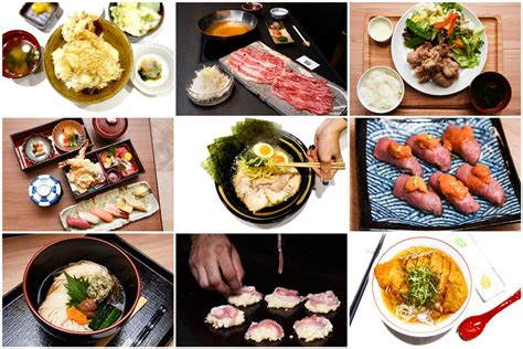 japanese town japan food town singapore 16 japanese restaurants one roof at wisma atria level 4