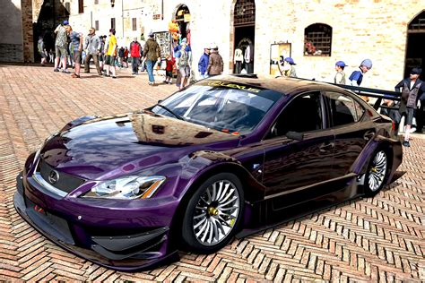 Purple Lexus Isf By Whendt On Deviantart