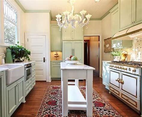 skinny kitchen island in the design studio small kitchens reston now