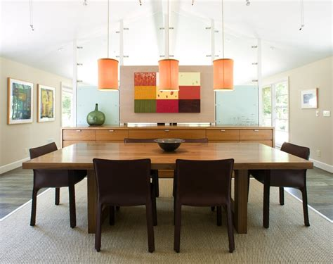 room divider dining table architectural details