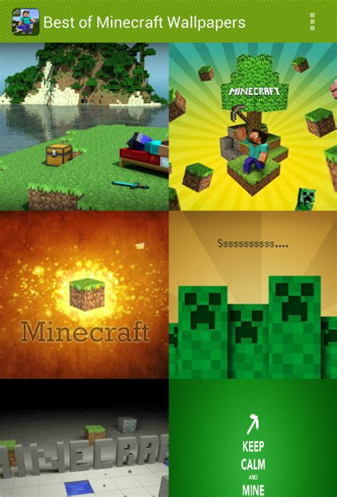 wallpaper hd android minecraft hd wallpapers for minecraft android apps on google play