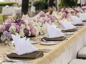 Idee De Decoration De Table