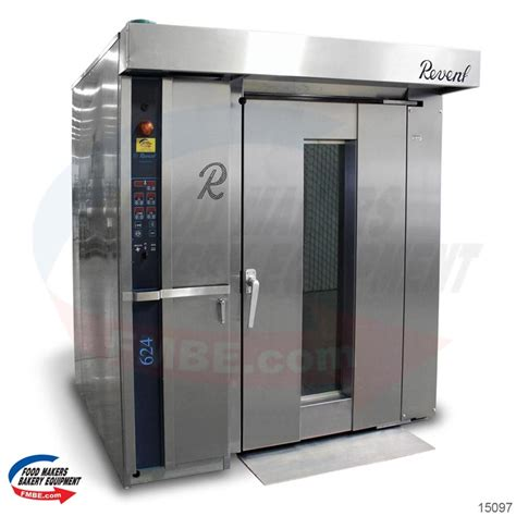 Rack Oven by Revent 624 Rack Oven