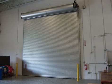 Cornell Overhead Door Coiling Doors Interior Tech Seattle Portland