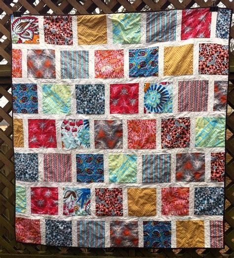Color Block Quilt Pattern by Color Block Quilt Quilts