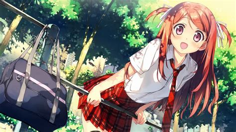 hot anime backgrounds anime girls wallpapers 76 images