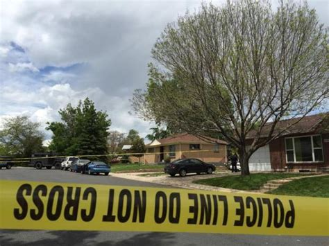 Denver Warrant Search Northglenn Officer Serving Search Warrant Suspect Killed The Denver Post