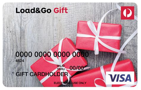 Australia Post Visa Gift Card - load go gift card australia post shop