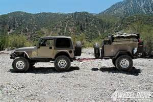 2005 jeep wrangler rubicon scratch built 4 wheel drive